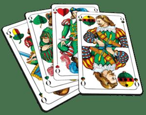 Kartenspiele FГјr 2 Personen Mit Skatkarten